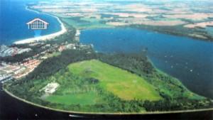 Luftbild Priwall